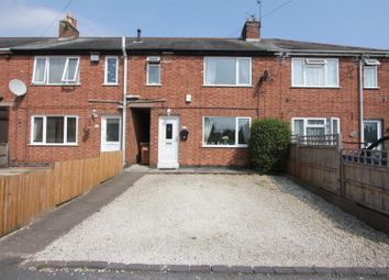 Thumbnail 3 bed terraced house for sale in John Nichols Street, Hinckley