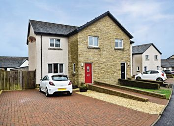 Thumbnail 3 bed semi-detached house for sale in Bard Drive, Tarbolton, South Ayrshire