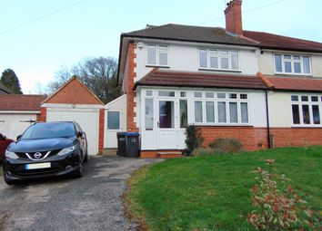 Thumbnail 3 bed semi-detached house for sale in Littleheath Road, South Croydon, Surrey
