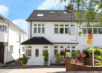 Thumbnail 4 bed semi-detached house for sale in Whitegate Gardens, Harrow Weald
