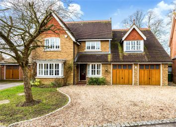 Thumbnail 5 bed detached house for sale in The Chase, Maidenhead, Berkshire