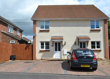 Thumbnail 3 bed semi-detached house to rent in Furnham Close, Chard