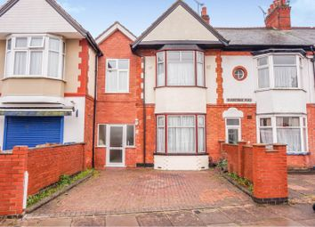 4 bed terraced house for sale in Bannerman Road, Leicester LE5