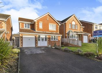 Thumbnail 4 bed detached house for sale in The Elms, Shotley Bridge, Consett