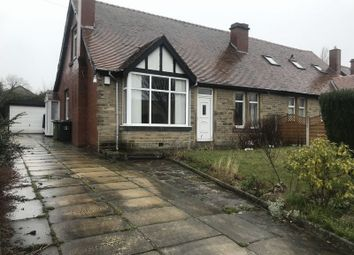 Thumbnail 3 bed bungalow to rent in Balmoral Avenue, Huddersfield