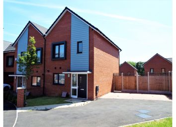 Thumbnail 3 bed terraced house for sale in Stockmans Close, Birmingham