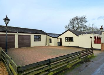 Thumbnail 4 bed detached bungalow for sale in Tarraby, Carlisle, Cumbria