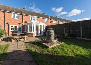 Thumbnail 3 bed terraced house for sale in Elm Road, Credenhill, Hereford