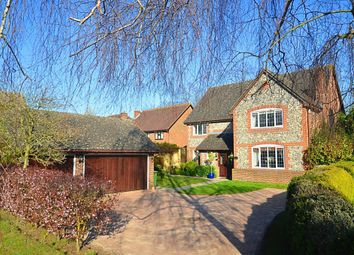 Thumbnail 5 bed detached house to rent in Northumberland Gardens, Bickley, Bromley