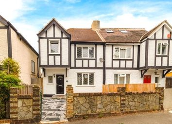 Thumbnail 3 bed semi-detached house for sale in Deanfield Gardens, Hurst Road, Croydon