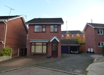 Thumbnail 3 bed detached house to rent in Francis Road, Frodsham