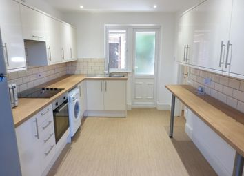 Thumbnail 4 bed terraced house to rent in Cunningham Road, Norwich