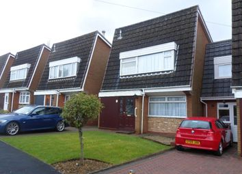 Thumbnail 3 bed detached house to rent in Kendal Rise, Oldbury