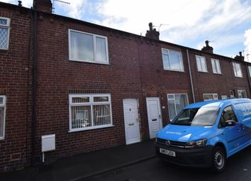 Thumbnail 1 bed terraced house for sale in Goosehill Road, Normanton