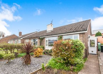 Thumbnail 2 bed semi-detached bungalow for sale in Chapple Road, Witheridge, Tiverton