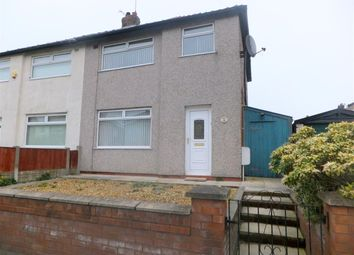 Thumbnail 3 bed terraced house for sale in Willow Grove, Whiston, Prescot
