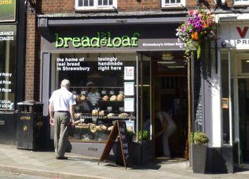 Thumbnail Retail premises for sale in 7 Castle Gates, Shrewsbury