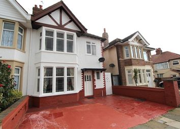 Thumbnail 3 bed property for sale in Calder Road, Blackpool