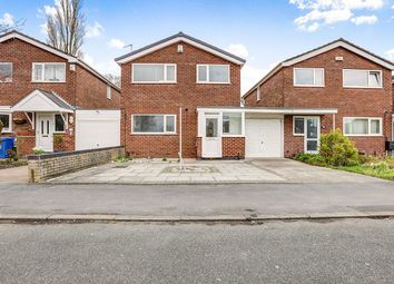 Thumbnail 4 bed detached house to rent in Withypool Drive, Stockport