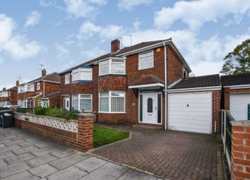 Thumbnail 3 bed semi-detached house for sale in Grenville Road, Doncaster