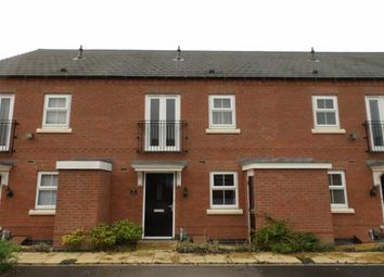 Thumbnail 2 bed terraced house for sale in Wyvil Close, Ashby-De-La-Zouch