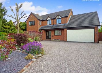 Thumbnail 4 bed detached house for sale in Highlows Lane, Stone, Staffordshire