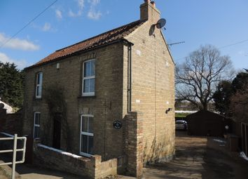 Thumbnail 3 bed detached house to rent in Bridge Road, Downham Market