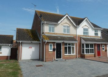 Thumbnail 3 bed semi-detached house for sale in Swallow Close, Dovercourt