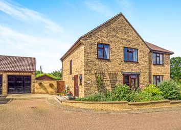 Thumbnail 4 bed detached house for sale in Irwin Close, Reepham, Norwich
