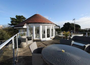 Thumbnail 3 bedroom flat for sale in Westbridge Park, 24 West Overcliff Drive, Bournemouth