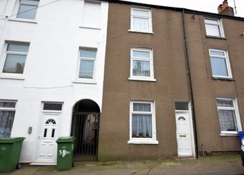 Thumbnail 3 bed terraced house for sale in Trafalgar Road, Scarborough, North Yorkshire