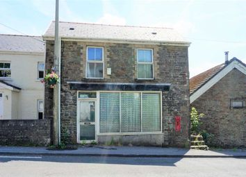 Thumbnail 2 bed cottage for sale in The Old Post Office, 2 Heol Y Plas, Llannon, Llanelli