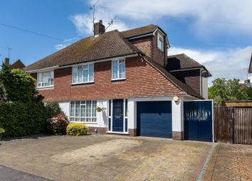 Thumbnail 5 bed semi-detached house for sale in Radnor Road, Earley, Reading