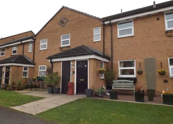 Thumbnail 2 bed flat for sale in Winterburn Gardens, Whetstone, Leicester, Leicestershire