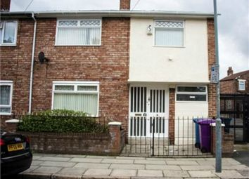 Thumbnail 3 bed end terrace house for sale in Cathedral Road, Anfield, Liverpool, Merseyside