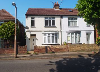 Thumbnail 3 bed end terrace house to rent in Carlton Avenue, Gillingham