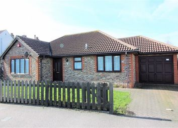 Thumbnail 3 bed detached bungalow for sale in Thorpe Road, Great Clacton, Clacton On Sea