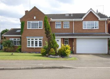 Thumbnail 5 bed detached house for sale in Wakehurst Drive, Northampton