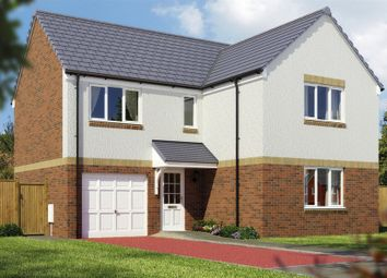 "Thumbnail 4 bed detached house for sale in ""The Lismore"" at Hallhill Road, Johnstone"