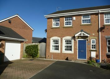Thumbnail 3 bed terraced house to rent in Burnham Place, Lytham St. Annes