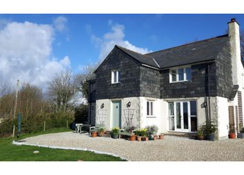 Thumbnail 4 bed equestrian property for sale in Altarnun, Launceston