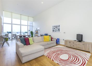 Thumbnail 3 bedroom flat for sale in Barquentine Heights, 4 Peartree Way, London