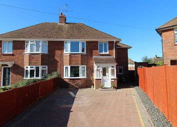 Thumbnail 4 bed semi-detached house to rent in Bennetts Road, Horsham, West Sussex.