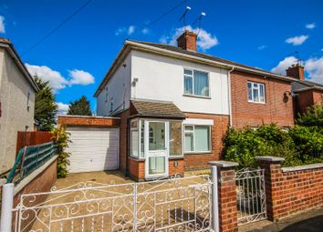 Thumbnail 3 bed semi-detached house for sale in Swadling Street, Leamington Spa