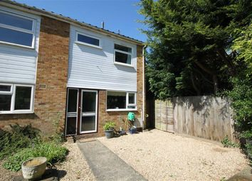 Thumbnail 2 bedroom end terrace house for sale in Gainsborough Close, Cambridge