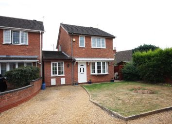 Thumbnail 3 bed detached house for sale in Holder Close, Bidford On Avon