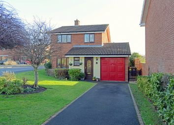 Thumbnail 3 bed detached house for sale in Millbrook Drive, Shawbury, Shrewsbury