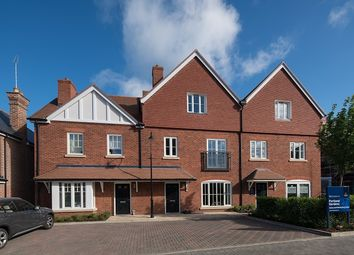 "Thumbnail 4 bedroom property for sale in ""The Shaw"" at Portland Gardens, Marlow"