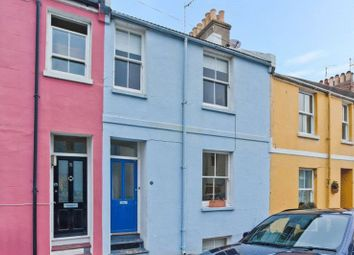 Thumbnail 3 bed terraced house for sale in Ewart Street, Hanover, Brighton