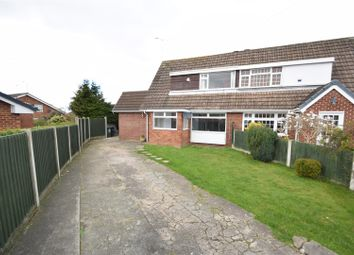 Thumbnail 3 bed semi-detached house for sale in Rockfarm Close, Little Neston, Neston